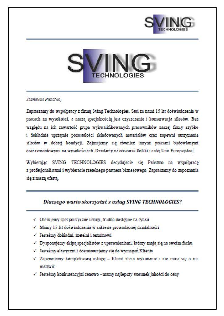 Zaproszenie Do Współpracy Agata Motyl Profesjonalny Copywriter
